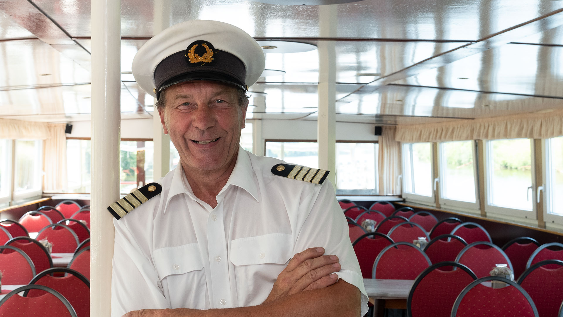 Ihre Feier auf der Saar: Mieten Sie unser Schiff Queen Wilma für Ihre Veranstaltung